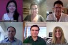 Destacados empresarios contaron su experiencia comercial en pandemia en Café Alumni de Ingeniería Comercial