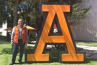 Académico de la Facultad de Administración y Economía de la USACH visita la Universidad de Anáhuac en México