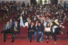 FAE realiza ceremonia de recepción de nuevos estudiantes de la unidad académica