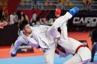 Karateca de la FAE obtiene medalla de bronce en torneo internacional